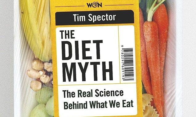 De citit // The Dieth Myth: The Real Science Behind What We Eat