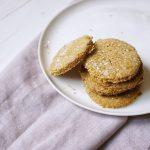 Zahărul ca drog și o rețetă de biscuiți digestivi
